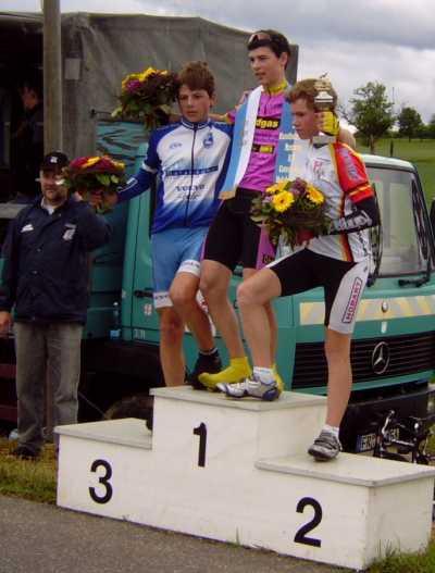 Siegerehrung Schüler Holzhausen 2007
