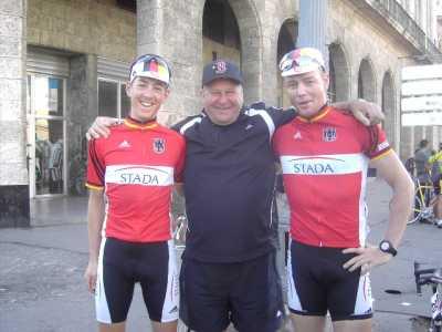 Nikolai Schwarz, Peter Weibel, Nico Graf