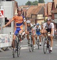 Sieger Michael Kreder